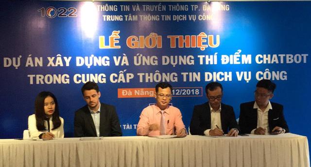 Tổng đài 1022 Đà Nẵng ứng dụng thí điểm chatbot trong cung cấp thông tin dịch vụ công tại TP Đà Nẵng  - Ảnh 1.