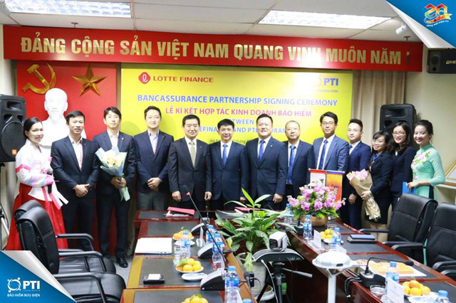 PTI bắt tay với Lotte Finance Việt Nam  - Ảnh 2.