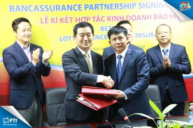 PTI bắt tay với Lotte Finance Việt Nam  - Ảnh 1.