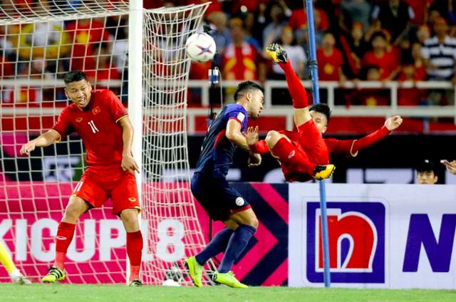 Fox Sports Asia tôn vinh bài học đỉnh cao của một Việt Nam không thể xuyên thủng - Ảnh 2.