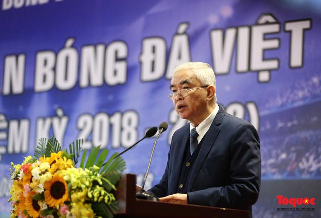 Hôm nay, Liên đoàn Bóng đá Việt Nam khóa VIII sẽ chính thức có Chủ tịch mới - Ảnh 2.