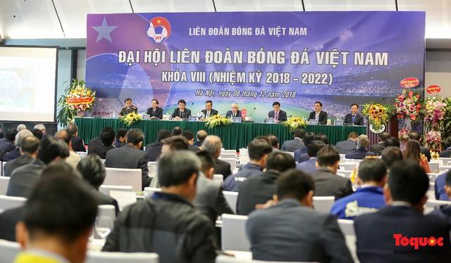 Hôm nay, Liên đoàn Bóng đá Việt Nam khóa VIII sẽ chính thức có Chủ tịch mới - Ảnh 3.