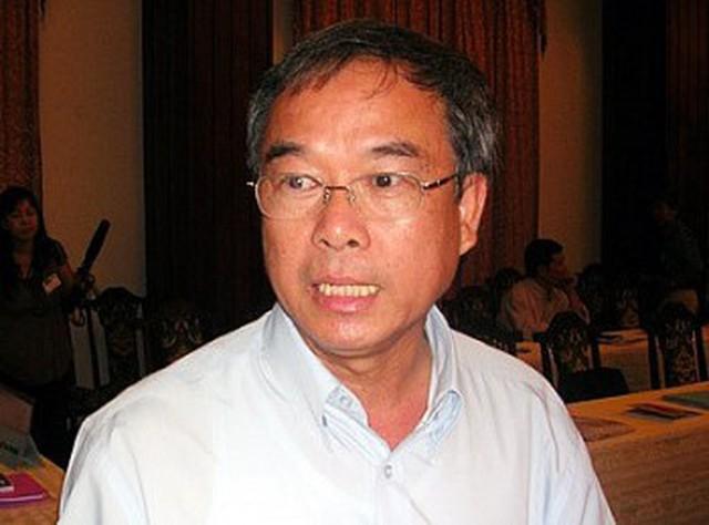 Bắt cựu Phó Chủ tịch UBND TP HCM Nguyễn Thành Tài - Ảnh 1.
