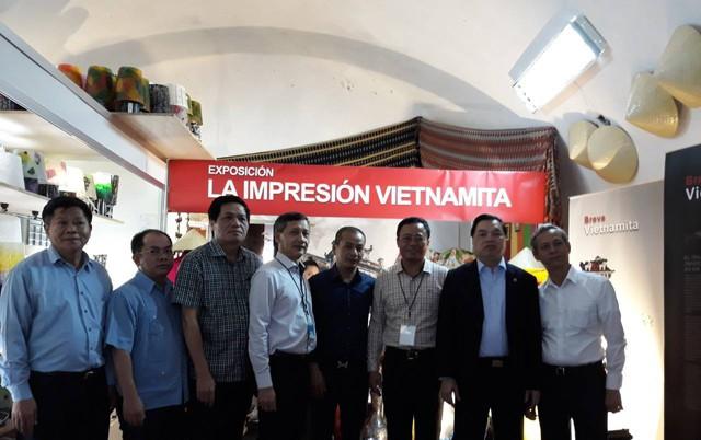 Việt Nam tham gia Lễ hội Thủ công mỹ nghệ Cuba - Fiart 2018 - Ảnh 1.