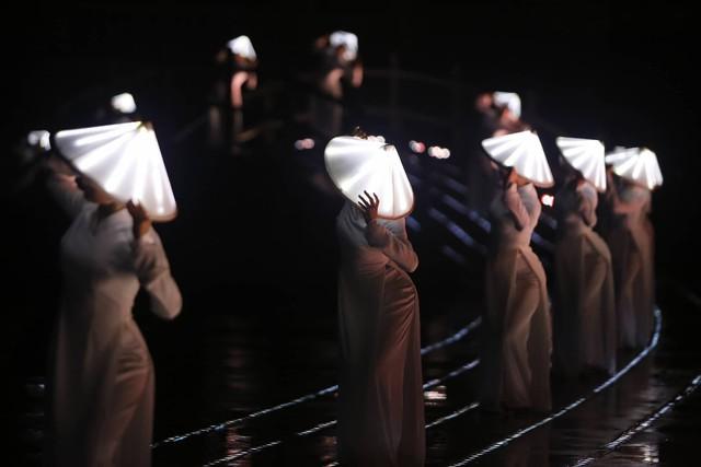 Hình ảnh ấn tượng chào năm mới 2019 từ sân khấu thực cảnh Ký ức Hội An - Ảnh 7.