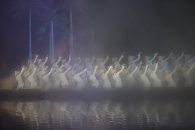Hình ảnh ấn tượng chào năm mới 2019 từ sân khấu thực cảnh Ký ức Hội An - Ảnh 27.
