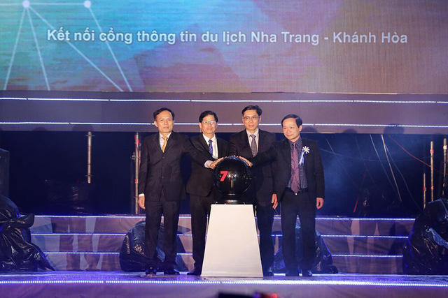 Lễ công bố Năm du lịch quốc gia 2019 tại Nha Trang – Khánh Hoà: Lung linh đêm Nha Trang – Sắc màu của biển - Ảnh 3.