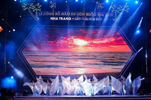Lễ công bố Năm du lịch quốc gia 2019 tại Nha Trang – Khánh Hoà: Lung linh đêm Nha Trang – Sắc màu của biển - Ảnh 1.