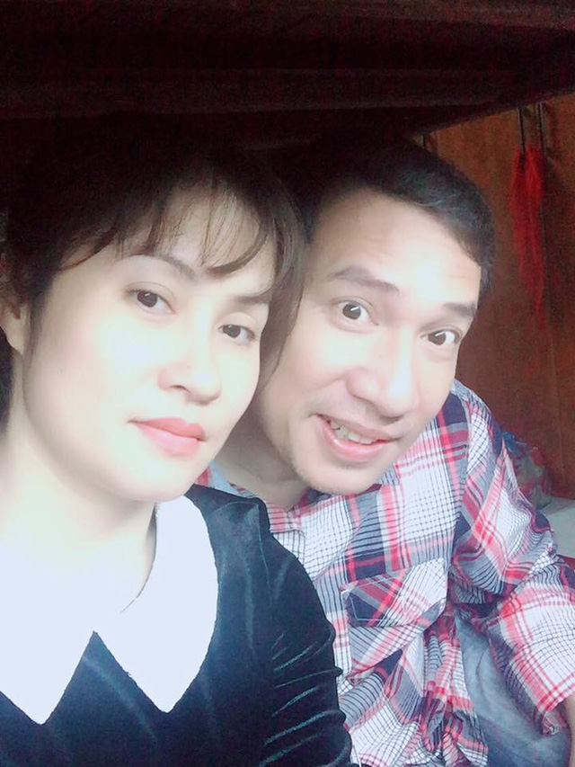 Nhan sắc xinh đẹp của vợ và ba con của Quang Thắng - Ảnh 4.