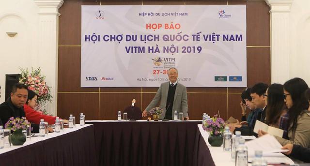 40 nghìn vé máy bay giá rẻ và trên 18.000 tour trọn gói giảm giá đặc biệttại Hội chợ du lịch quốc tế VITM Hà Nội 2019 - Ảnh 1.