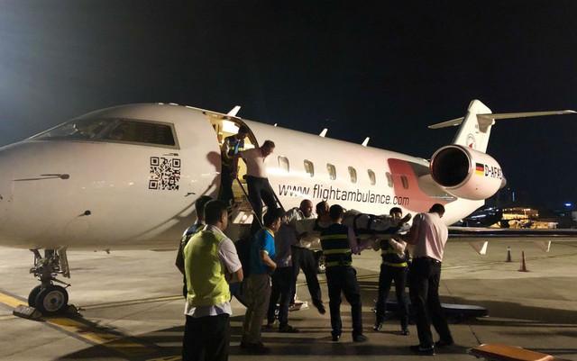 3 du khách bị thương vụ đánh bom ở Ai Cập đang được điều trị ở TP HCM - Ảnh 2.