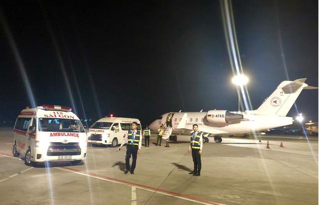 3 du khách bị thương vụ đánh bom ở Ai Cập đang được điều trị ở TP HCM - Ảnh 1.