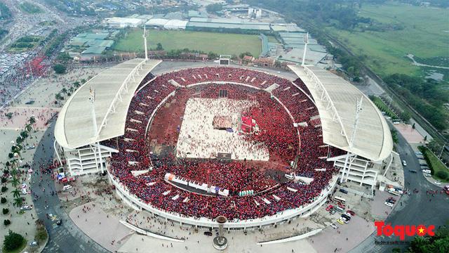 Khu Liên hợp Thể thao Quốc gia: Phản ánh thông tin nợ 314 tỷ đồng tiền thuế là không có cơ sở - Ảnh 1.