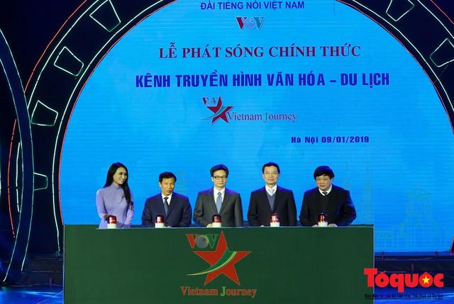 Kênh truyền hình chuyên biệt Văn hoá - Du lịch chính thức được lên sóng - Ảnh 3.
