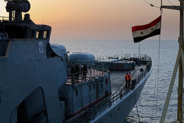 Nga tập trận hàng loạt tại Địa Trung Hải: Tín hiệu từ sức mạnh tên lửa - Ảnh 1.