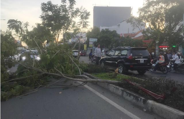 Xế hộp BMW tiền tỷ được phủ bạt, che biển số sau khi gây tai nạn liên hoàn ở Sài Gòn - Ảnh 2.