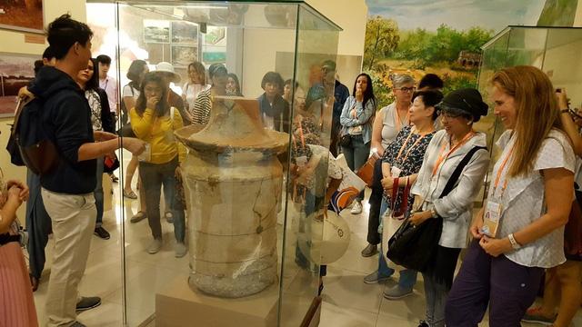 Ứng dụng công nghệ 4.0 vào lĩnh vực bảo tàng tại Đà Nẵng - Ảnh 1.