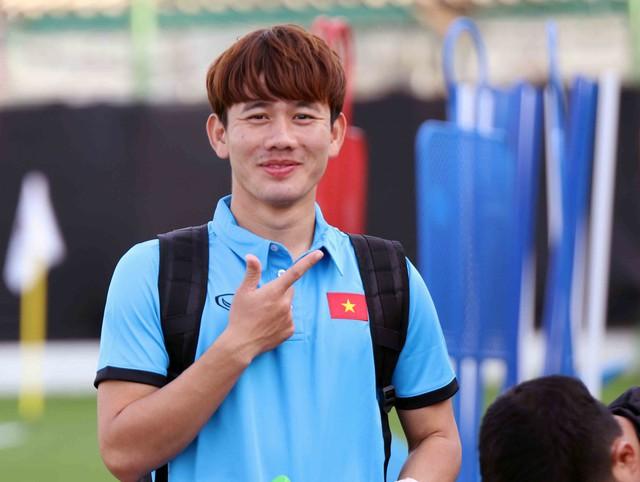 """Minh Vương: """"Qua rồi cảm giác tiếc nuối, không khí thời điểm này ở đội tuyển đang rất tích cực"""" - Ảnh 1."""