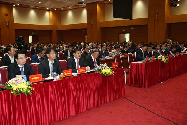 """Phó Thủ tướng Vương Đình Huệ: """"Ngành Thuế phải khắc phục tình trạng nhũng nhiễu, tham nhũng vặt"""" - Ảnh 2."""