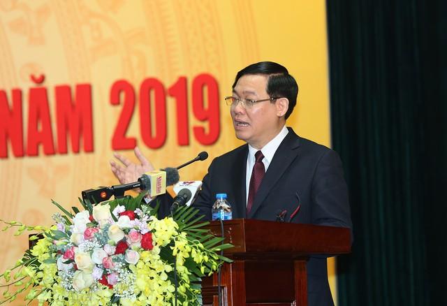"""Phó Thủ tướng Vương Đình Huệ: """"Ngành Thuế phải khắc phục tình trạng nhũng nhiễu, tham nhũng vặt"""" - Ảnh 1."""