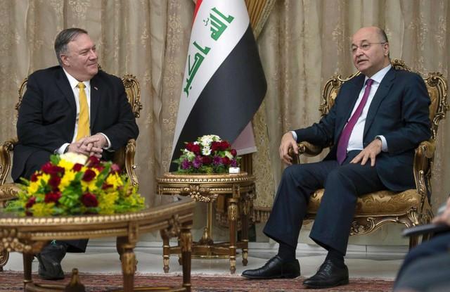 Mỹ bất lực nhìn Iraq, Iran công khai đi cửa sau? - Ảnh 1.