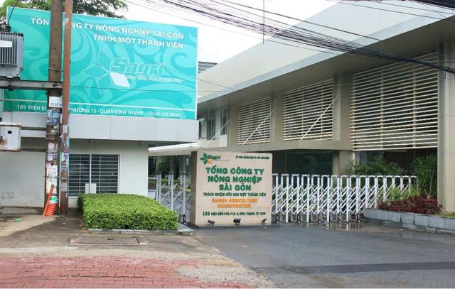Tổng giám đốc Tổng công ty Nông nghiệp Sài Gòn Lê Tấn Hùng bị cảnh cáo - Ảnh 2.