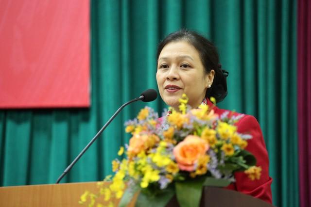 Bà Nguyễn Phương Nga được bầu làm Chủ tịch Liên hiệp các tổ chức hữu nghị Việt Nam - Ảnh 1.