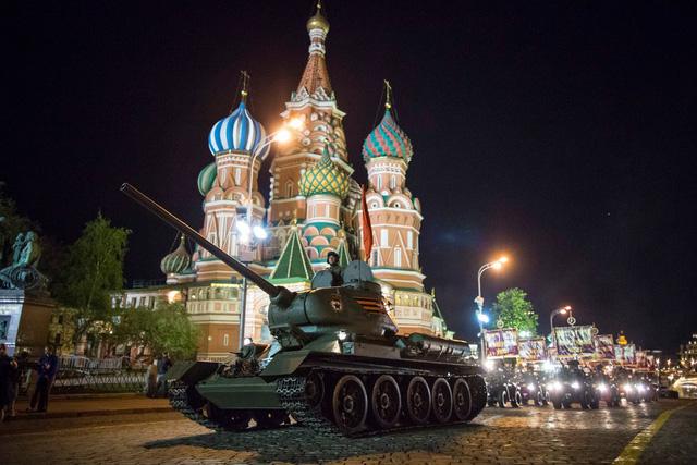 Bí ẩn cái giá Nga phải trả để có 30 xe tăng T-34 cũ từ Lào - Ảnh 1.