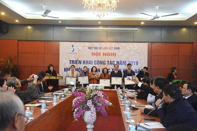 Kết thúc năm 2018, Hiệp hội du lịch Việt Nam có gần 4.000 hội viên là các doanh nghiệp, tổ chức - Ảnh 1.