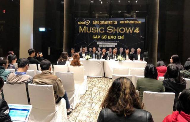 Bằng Kiều, Duy Mạnh hội ngộ trong đêm nhạc Đăng Quang Music show 4 - Ảnh 2.