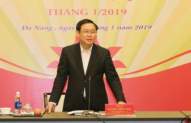 """Phó Thủ tướng Vương Đình Huệ """"đặt hàng"""" các nhà khoa học đóng góp trí tuệ, cùng Chính phủ xây dựng Chiến lược phát triển kinh tế- xã hội  - Ảnh 1."""