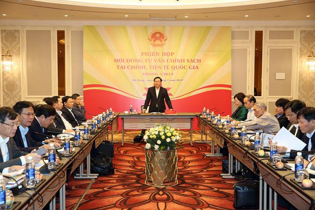 """Phó Thủ tướng Vương Đình Huệ """"đặt hàng"""" các nhà khoa học đóng góp trí tuệ, cùng Chính phủ xây dựng Chiến lược phát triển kinh tế- xã hội  - Ảnh 3."""