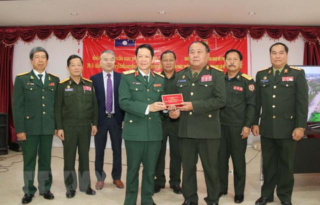 Việt Nam giúp Lào làm phim về lịch sử Quân đội nhân dân Lào - Ảnh 1.