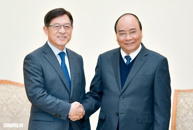 Việt Nam là cứ điểm chiến lược quan trọng trong chiến lược toàn cầu của Tập đoàn Samsung - Ảnh 1.