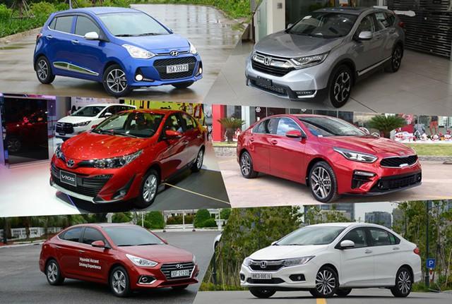 Toyota Vios tiếp tục trở thành mẫu xe hút khách nhất tại Việt Nam năm 2018 - Ảnh 2.