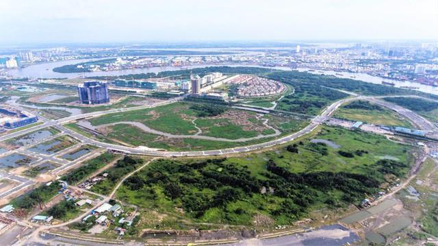 TP HCM kiến nghị Chính phủ phê duyệt ranh giới khu 4,3ha tại Thủ Thiêm     - Ảnh 2.