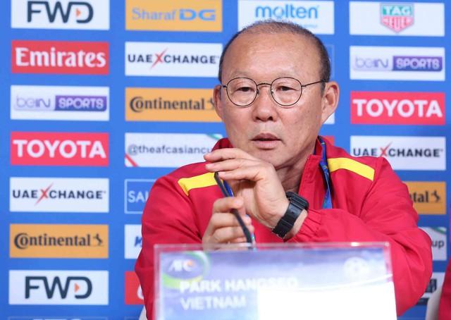 Quang Hải tinh thần thoải mái, thầy Park quyết giành chiến thắng trước Iran - Ảnh 1.