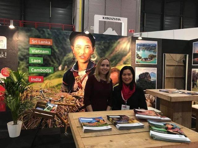 Du lịch Việt Nam thu hút sự quan tâm tại Hội chợ du lịch quốc tế 2019  - Ảnh 1.
