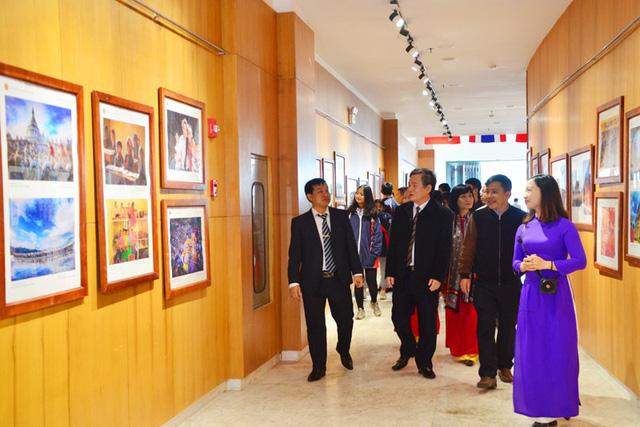 Cơ hội tìm hiểu về văn hóa các nước ASEAN - Ảnh 1.