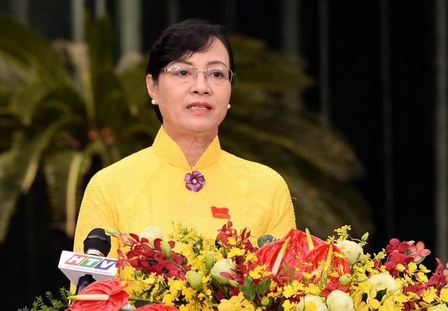 Chủ tịch HĐND TP HCM Nguyễn Thị Quyết Tâm nhận quyết định nghỉ hưu - Ảnh 1.