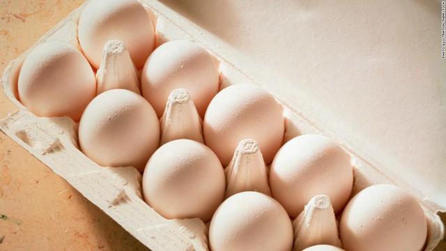 Mối liên hệ bất ngờ giữa trứng và bệnh tim - Ảnh 1.
