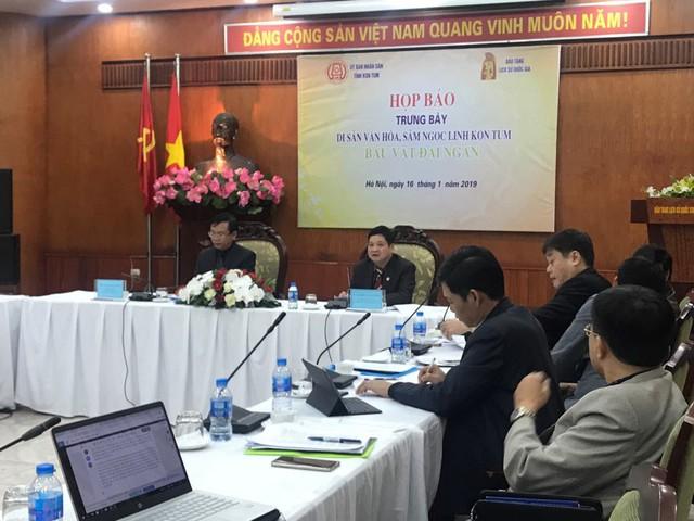 Giới thiệu Di sản văn hóa Kon Tum, Sâm Ngọc Linh Báu vật đại ngàn giữa lòng Hà Nội - Ảnh 1.