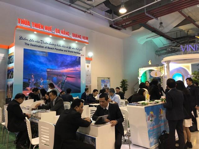 Quảng bá du lịch Thừa Thiên Huế – Đà Nẵng – Quảng Nam tại Diễn đàn du lịch ASEAN và Hội chợ Travex 2019 - Ảnh 2.