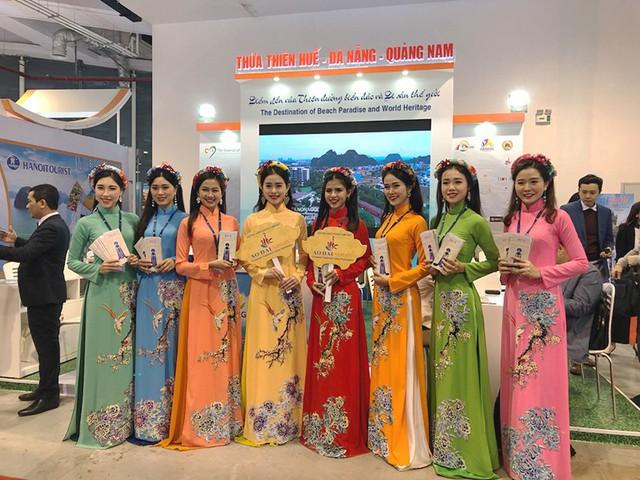 Quảng bá du lịch Thừa Thiên Huế – Đà Nẵng – Quảng Nam tại Diễn đàn du lịch ASEAN và Hội chợ Travex 2019 - Ảnh 1.