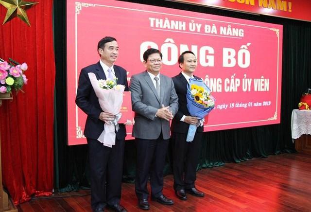 Điều động Giám đốc Sở GD&ĐT TP Đà Nẵng giữ chức Bí thư Quận ủy Ngũ Hành Sơn - Ảnh 1.
