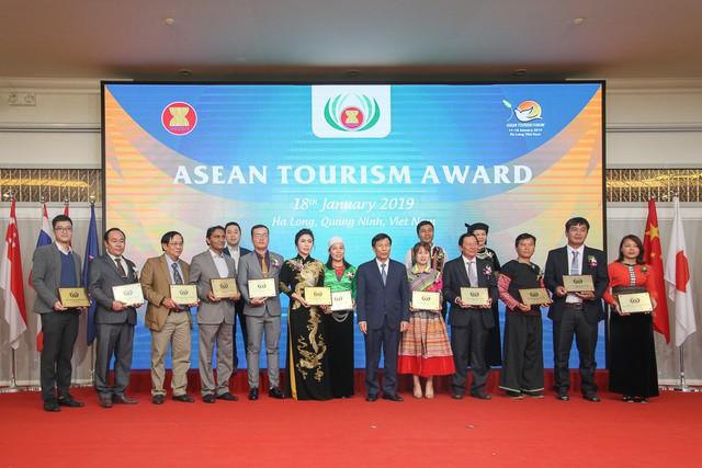 Việt Nam đoạt 15 Giải thưởng Du lịch ASEAN - Ảnh 2.
