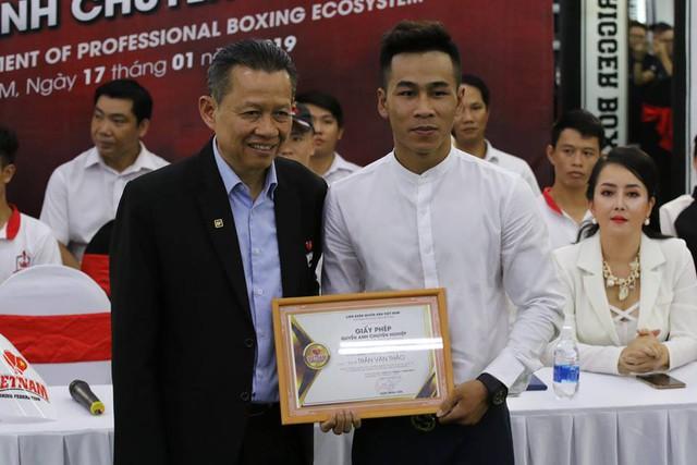 Quyền anh Việt Nam sẽ thi đấu tranh đai vô địch thế giới - Ảnh 1.