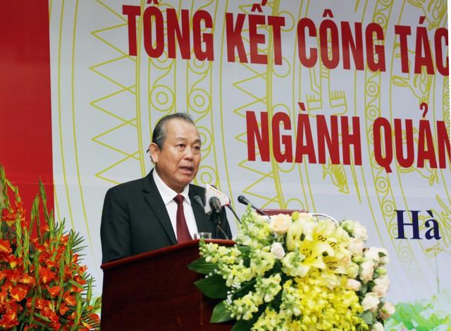 Phó Thủ tướng: Các tôn giáo đồng hành cùng dân tộc sẽ đem lại sự ổn định, hoà bình cho đất nước - Ảnh 1.
