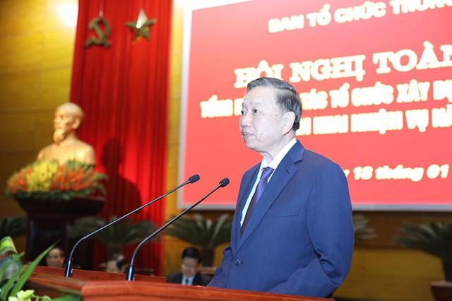 Việc sắp xếp tổ chức bộ máy của Bộ Công an đã tiết kiệm được 1.000 tỷ đồng - Ảnh 1.