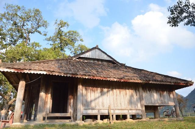Độc đáo ngôi đình cổ mang kiến trúc nhà sàn truyền thống của dân tộc Tày ở Lạng Sơn - Ảnh 6.